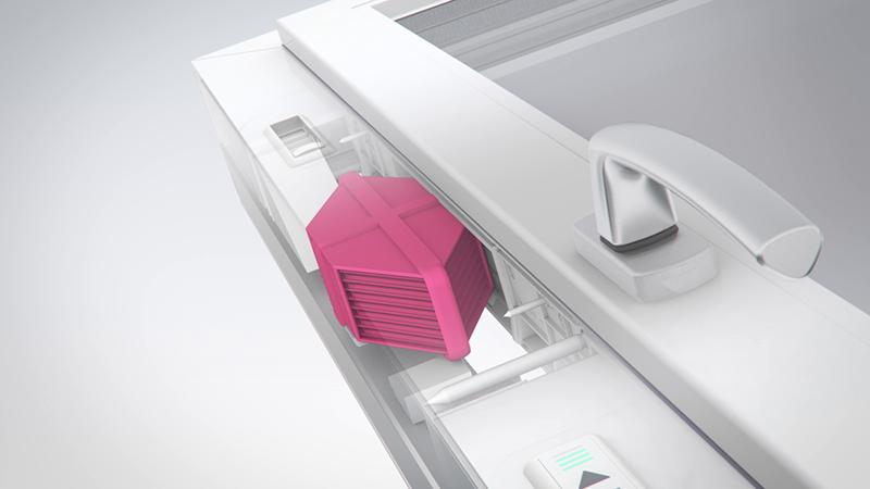 Häufig Nüßle Fensterbau GmbH & Co. KG, Albstadt   REHAU GENEO INOVENT Fenster WO61